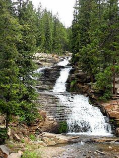 Provo River Waterfalls - Three waterfalls in one short hike - we plan to take the kids for a hike and picnic there soon.
