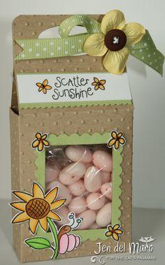 window candy box