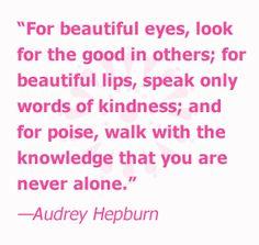 yourbellalife quote - so true + beautiful <3