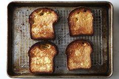 Anthony Myint's French Toast Crunch