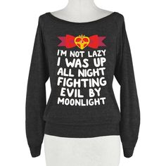 LOLZ  HUMAN I Was Up Fighting Evil By Athletic Black Small T-Shirt