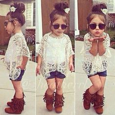 Never to young to be fabulous!