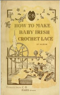 Keep those Irish Eyes smiling by reading this book on DIY Collaboratorium's site. instruct book