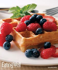 Download a free, quick, healthy breakfast cookbook from @EatingWell