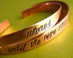 Personalized, hand stamped jewelry by Spiffing Jewelry