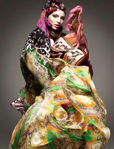 German Vogue 2012