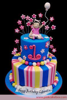1st Birthday Children's Cake