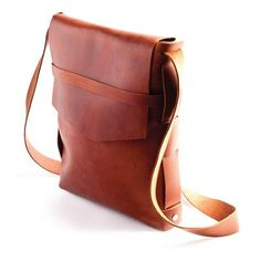 explorer leather satchel