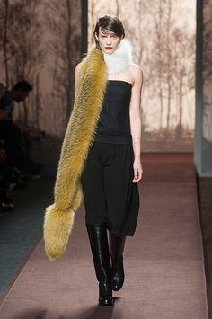Colored Fur: Marni Fall 2013❤❤❤