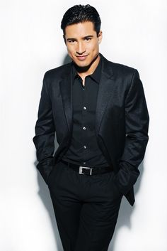 Mario Lopez - doesn't get old.. still looks the same.. handsome