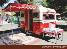 The Flirty Blog: Tin Can Tourists West Coast Vintage Trailer Rally 2012