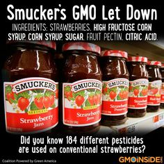 Smucker's is no food champion; while using GMO ingredients in its 'family-friendly' products, the company has spent thousands of dollars against GMO labeling efforts over the past two years. Comments under page posts are still active, tell them to remove GMOs here: https://www.facebook.com/smuckers Posting on the page is still disabled . More here: http://althealthworks.com/1775/smuckers-disables-facebook-wall-comments-after-onslaught-of-anti-gmo-comments #GMOs #Smuckers #Food