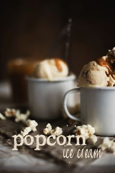 pOpcorn ice cream