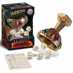 The Hobbit Yahtzee