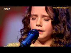 Holland's Got Talent 2013 - Amira Willighagen (age 9) - AMAZING!