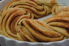 Cinnamon twist - sugar free {recipe}
