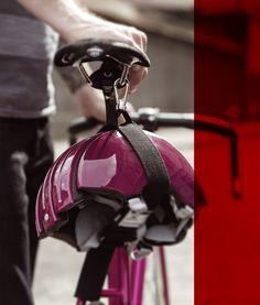 Lockable Belt - the Foldable Helmet by Carrera
