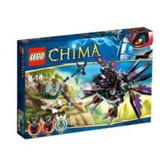 LEGO® Chima Razors CHI Playset #pinforpoints