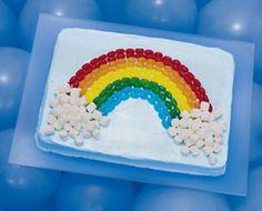 Oooooooh! A Rainbow!