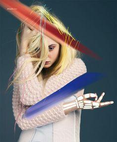 elle fanning + bullett magazine