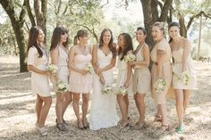 BridalHood: Friday Favorites! I love the idea of different style of dresses. Some of these look like they would be really nice dresses.