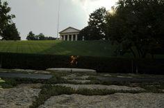 Eternal flame at JFK gravesite returned - UPI.com