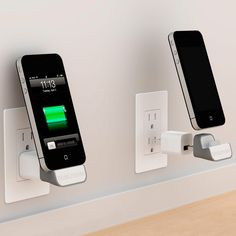No messy cords with the MiniDock™ from Container Store {simply put, llc}