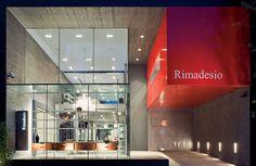 arquitetura comerci, cinex rimadesio, são paulo, showroom cinex, angela maria