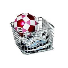 Medium Wire Locker Basket