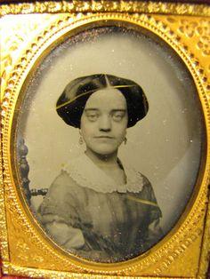 1850s perfect hair