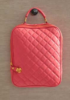 quilted delight ipad case in pink