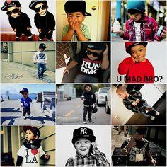 If my baby Jordan were a boy..