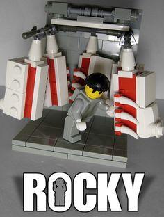 Lego Rocky.