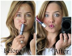 Tips and tricks to pretty make up application