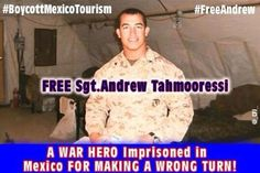 """If we can trade 5 murderous Taliban terrorists to rescue a soldier who """"wandered off"""" into enemy territory, why can't we rescue a real patriotic American who actually served our country honorably?!"""