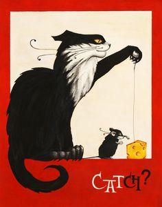 CATch? (By Anna Grosh)
