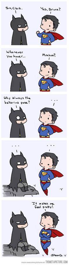 So, Clark…