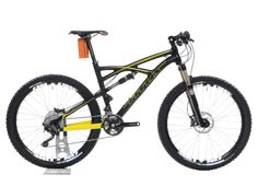 Gotta love this:  Titus X Carbon XT Mountain Bike