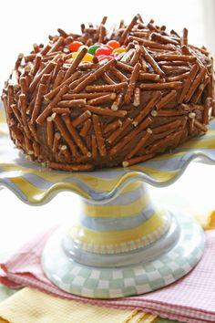 Easter 2013 Cake via @Alison Hobbs Hobbs Hobbs Hobbs Hobbs Lewis