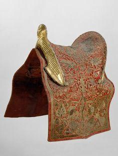 Saddle | | 17th century |
