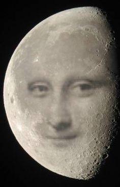 Moon-a Lisa