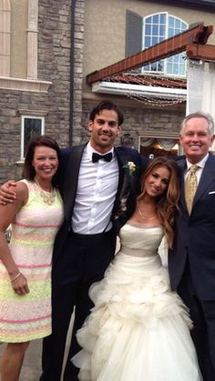 Eric Decker (Denver Bronco) and Jessie James Wedding in Castle Rock Colorado on 6/22/2013
