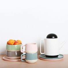 Cute Glazed Mugs from Kate Spade Saturday