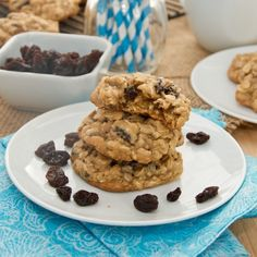 Oatmeal Spice Cookies {Sweet Pea's Kitchen}
