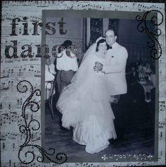 First Dance - Scrapbook.com
