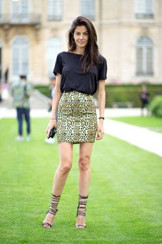 Parisian Chic: Style inspiration from the streets of Paris. See more of our favorite street style looks here!