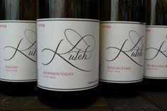 Kutch Wine -- Anderson Valley Pinot Noir, Sonoma Coast Pinot Noir, Falstaff Pinot Noir
