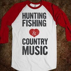 Women's Hunting Tees | Womens) - Country is Where It's at - Skreened T-shirts, Organic Shirts ...