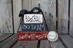 Baseball signage