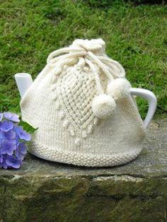 Love this tea cozy